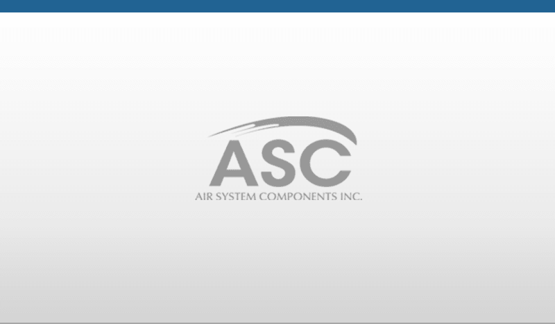 Air System Components Inc.