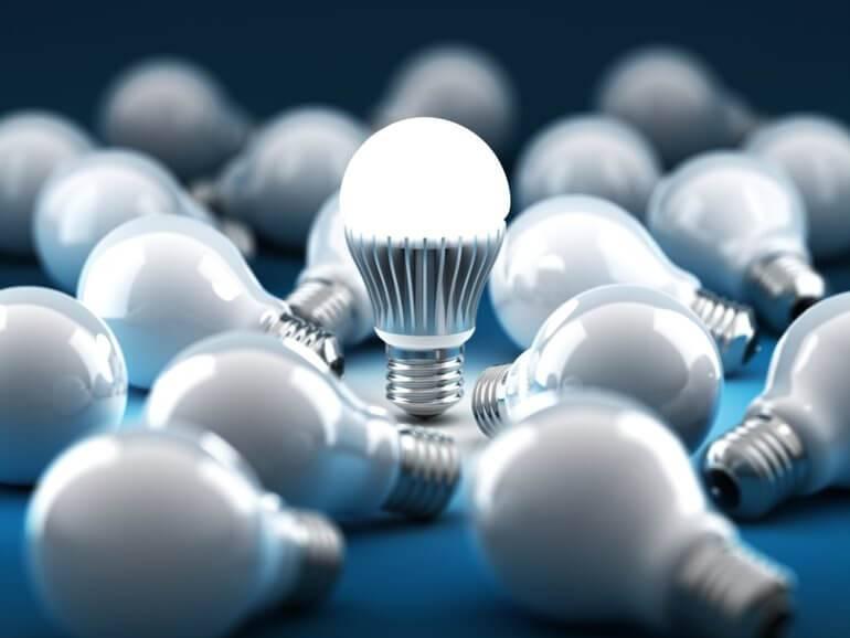 Benefits of LED lighting over traditional lighting