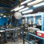 Manufacturing Tire Plant Workbench 1